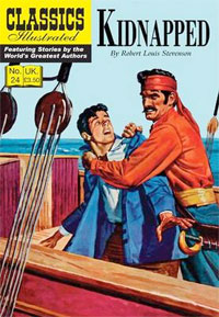 An Unwitting Victim—Classics Illustrated: Kidnapped