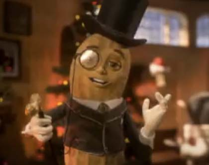Not really a whole lot in terms of news, here, but for you fans of Robert  Downey Jr. comes an amusing new TV ad for Planters Nuts using the always  enjoyable ... - Iron Man' Robert Downey Jr. Becomes Mr. Peanut In New Planters