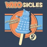 Doctor Who Whosicle