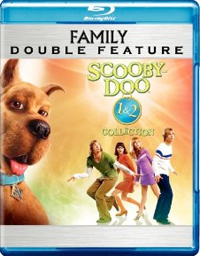 Scooby-Doo and Scooby-Doo 2: Monsters Unleashed Blu-ray DVD