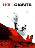 Holiday Geek Gift Guide 2010: I Kill Giants: Titan Edition