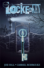 Holiday Geek Gift Guide: Locke & Key: Crown of Shadows