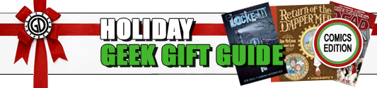 Holiday Geek Gift Guide 2010: Comics