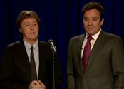 Paul McCartney & Jimmy Fallon
