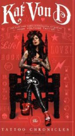Tattoo Chronicles - Kat Von D