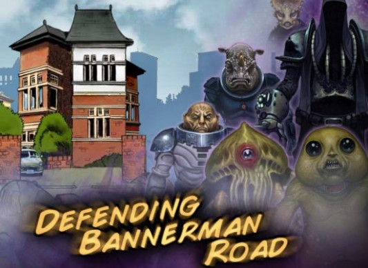 Sarah Jane - Defending Bannerman Road
