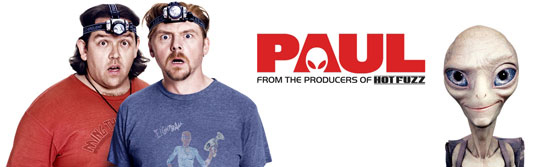 PAUL-Banner Movie Poster