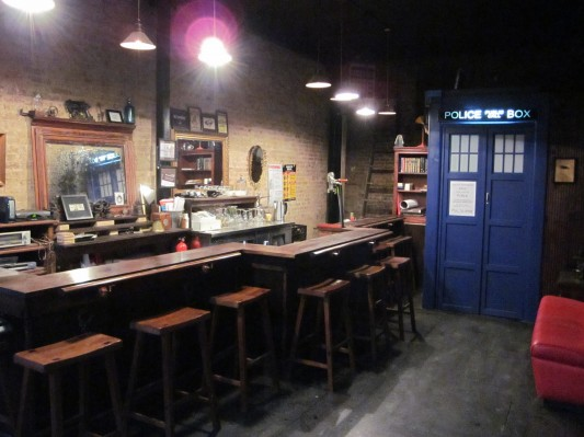Way Station TARDIS