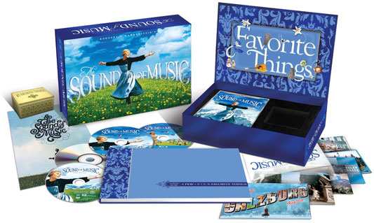 Sound of Music box set