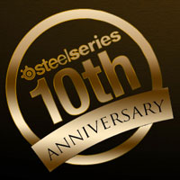 SteelSeries 10th Anniversary contest
