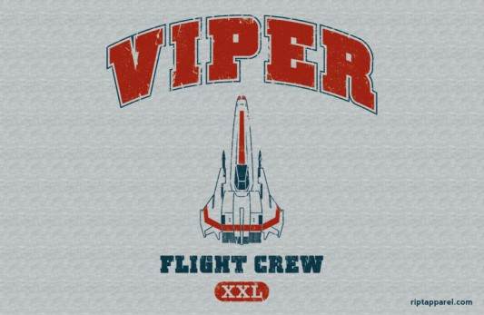 Battlestar Galactica - Viper Flight Crew