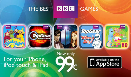 BBC games - iTunes