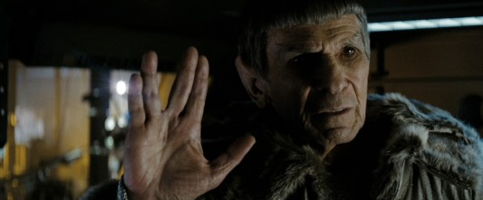 Leonard Nimoy - Mr. Spock
