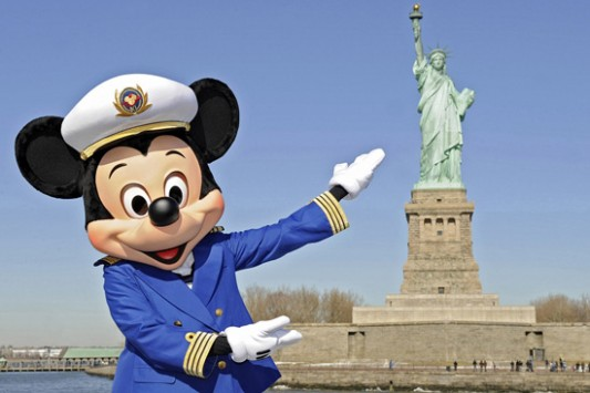 Disney Cruise Line - NYC