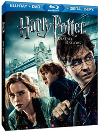 Harry Potter and the Deathly Hallows: Part 1 Blu-ray
