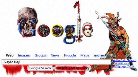 Google Slayer Day