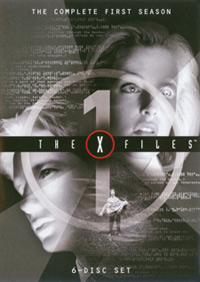 X-Files Season 1 DVD