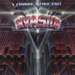Vinnie Vincent: Invasion
