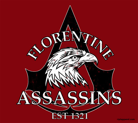 Assassin's Creed Shirt Florentine Assassins