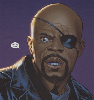 Nick Fury