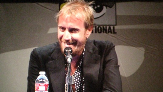 SDCC 2011: The Amazing Spider-Man panel: Rhys Ifans