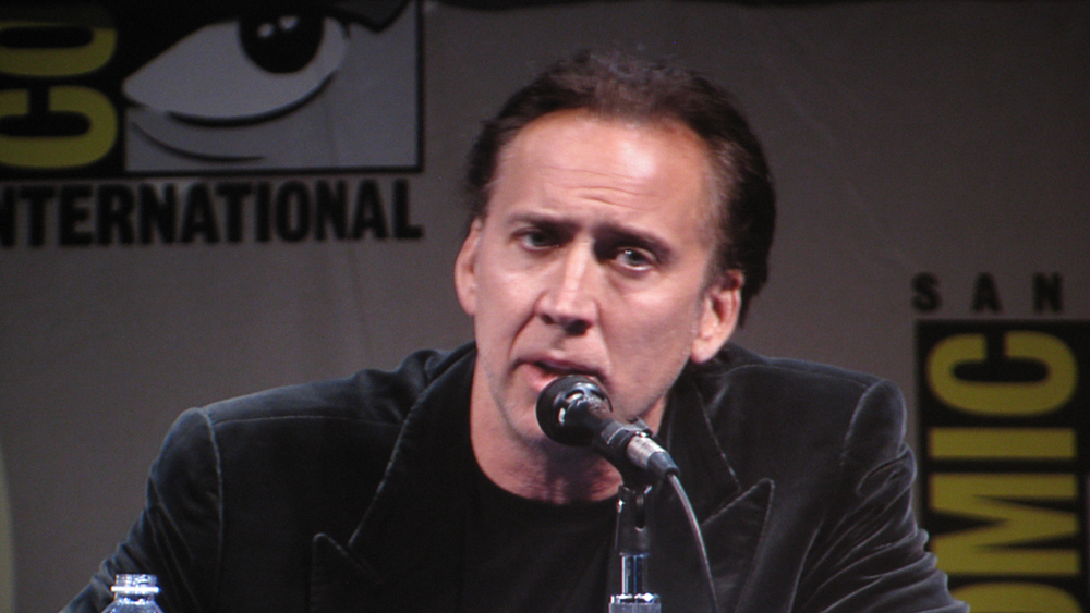 SDCC 2011: Ghost Rider: Spirit of Vengeance panel: Nicolas Cage