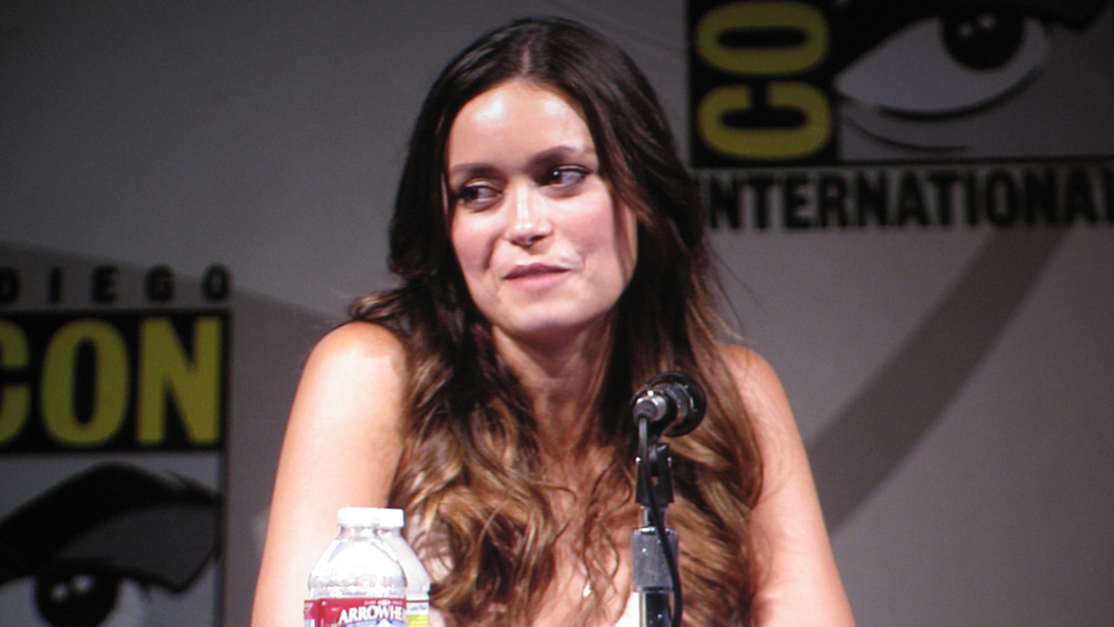 SDCC 2011: Knights of Badassdom: Summer Glau