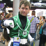 SDCC 2011: Cosplay Photos: Green Lantern Guy Gardner