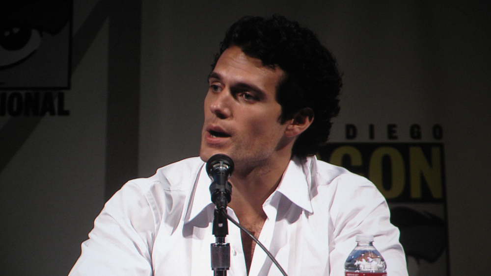 SDCC 2011: Immortals panel: Henry Cavill