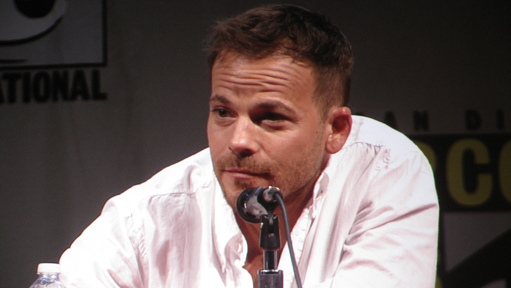 SDCC 2011: Immortals panel: Stephen Dorff