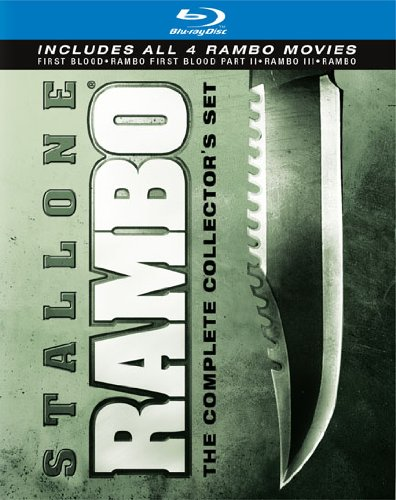 Rambo: The Complete Collector's Set Blu-ray