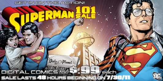 Superman 101 Sale