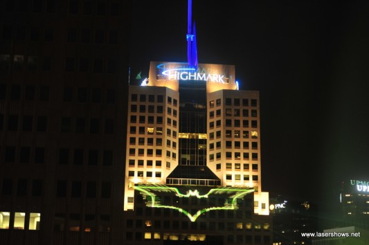 Bat Signal - Pittsburgh