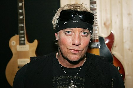 Warrant Singer Jani Lane