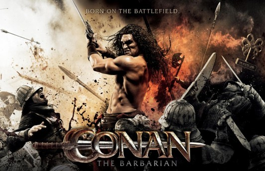 Conan the Barbarian 2012