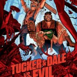 New tucker dale vs evil tony moore poster red band trailer