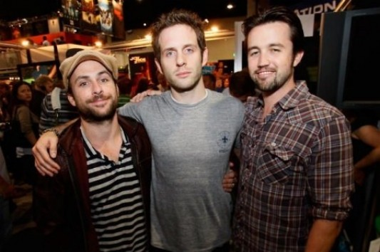 Charlie Day, Glenn Howerton, Rob McElhenney