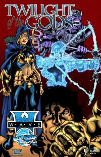 Bluewater Comics: Twilight of the Gods #0