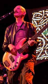 Bass Player Tony Levin