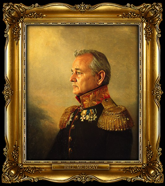 Celebrity Russian Generals #20