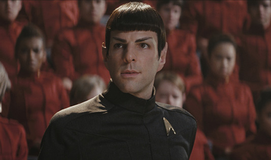 Star Trek Zachary Quinto