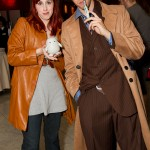 Doctor and Donna Noble
