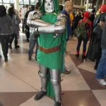 NYCC 2011: Cosplay Photos: Doctor Doom