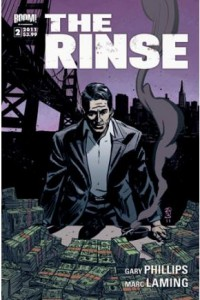 The Rinse #2 cover