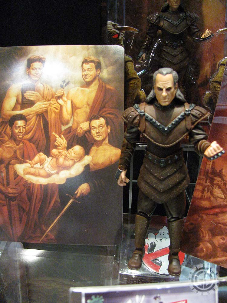 NYCC 2011: Preview Night: Ghostbusters 2 Figure: Vigo the Carpathian