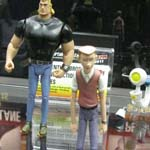 NYCC 2011: Preview Night: Venture Bros figures