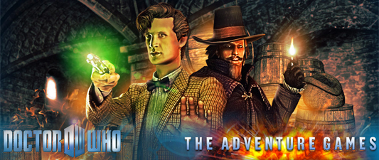 BBC: Doctor Who Web Game: The Gunpowder Plot