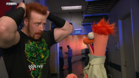 WWE Muppets