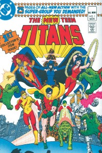 The New Teen Titans Omnibus, Volume 1