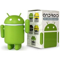 Android Mini Fig by Google